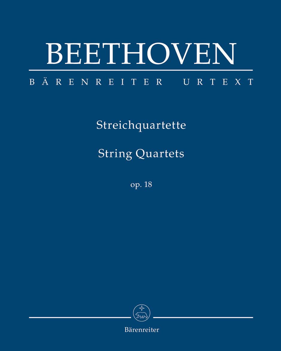 String Quartets op. 18