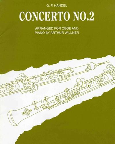 Concerto No. 2 in B-flat major