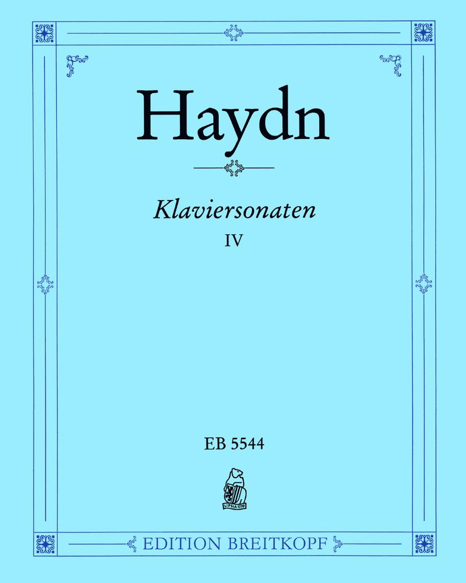Sämtliche Klaviersonaten - Bd. 4