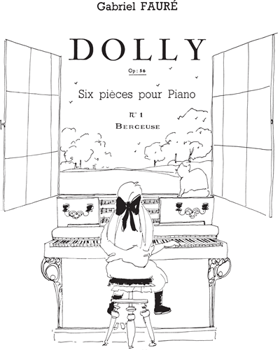 Berceuse No. 1, Dolly Op. 56