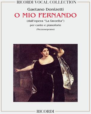 """O mio Fernando (dall'opera """"La favorita"""")"""