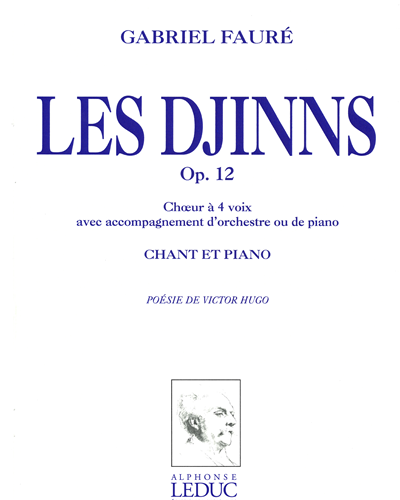 Les Djinns Op. 12