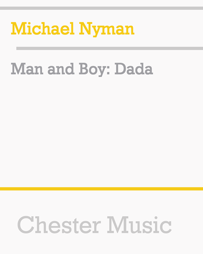 Man & Boy: Dada [Revised 2005]