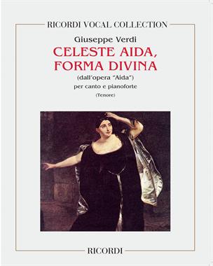 "Celeste Aida, forma divina (dall'opera ""Aida"")"