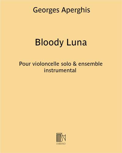 Bloody Luna