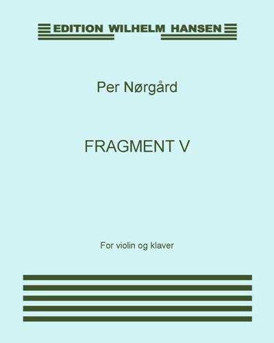 Fragment V