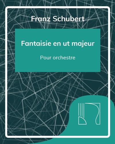 Fantaisie en Ut majeur Op. 15