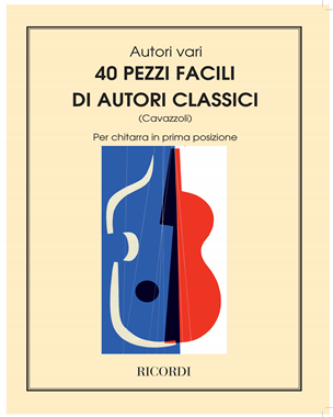 40 Pezzi facili di autori classici