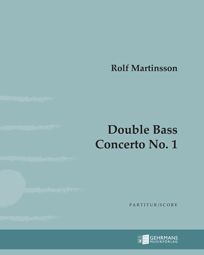 Double Bass Concerto No. 1