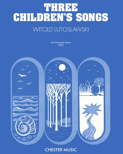 Three Children's Songs