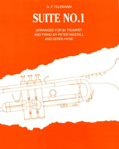 Suite No. 1 for Trumpet & Piano