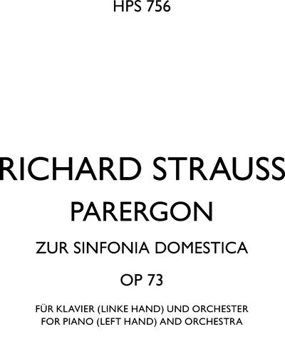 Parergon, op. 73