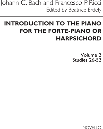 Introduction to the Piano Vol. 2