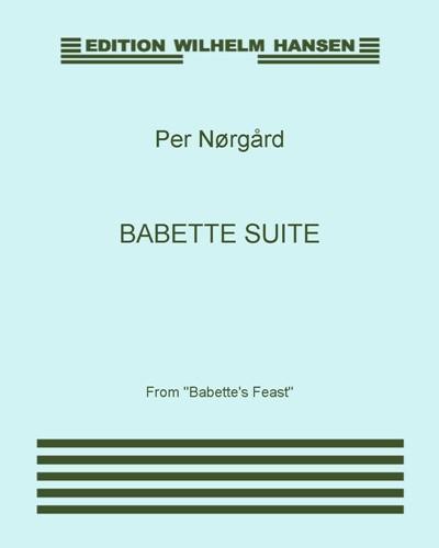 Babette Suite