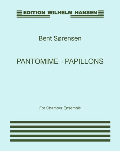 Pantomime - Papillons