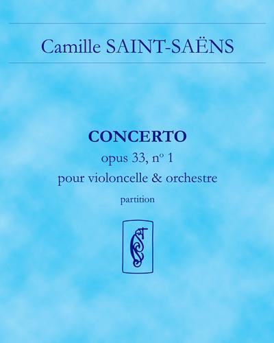 Concerto Op. 33 n. 1