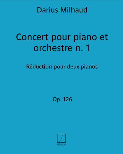 Concert pour piano et orchestre Op. 127 n. 1
