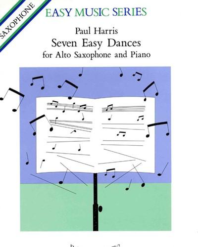 Seven Easy Dances for Alto Saxophone and Piano