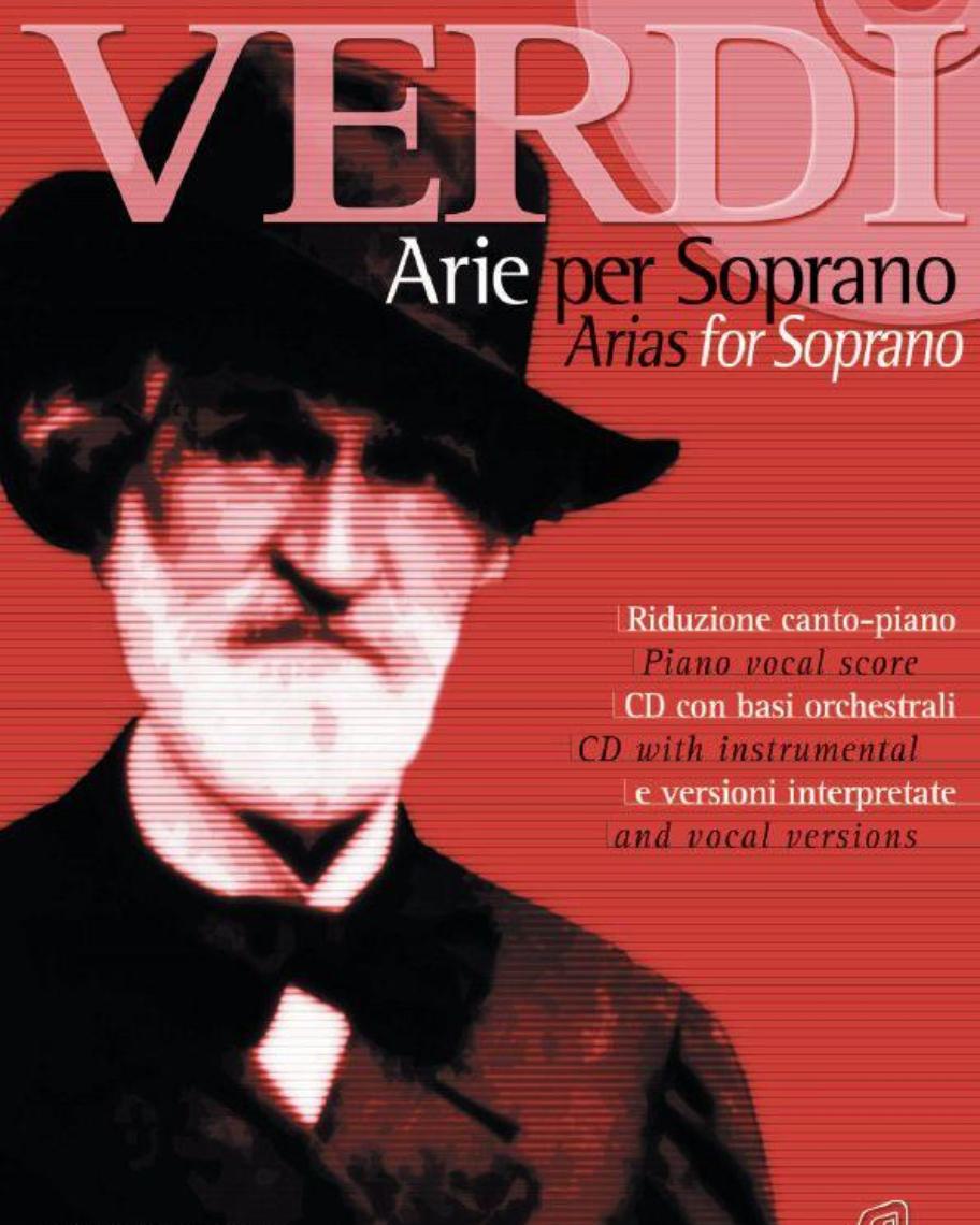 Arie per soprano Vol. 1