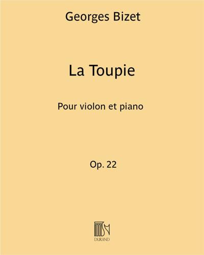 """La Toupie (extrait n. 2 de """"Jeux d'enfants"""" Op. 22)"""