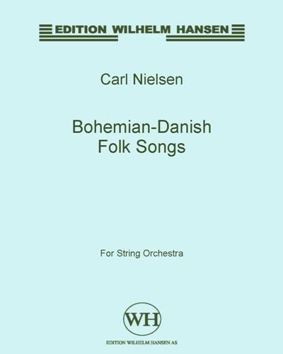 Bohemian-Danish Folk Songs
