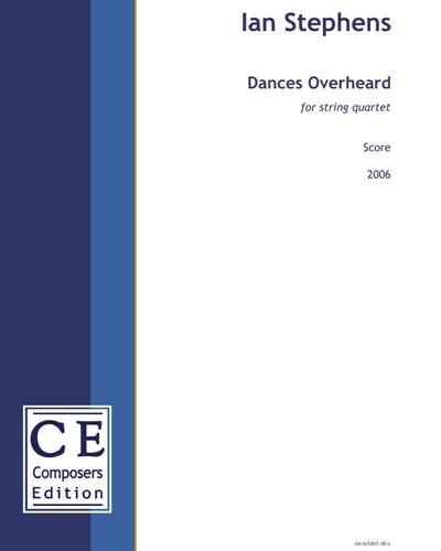 Dances Overheard
