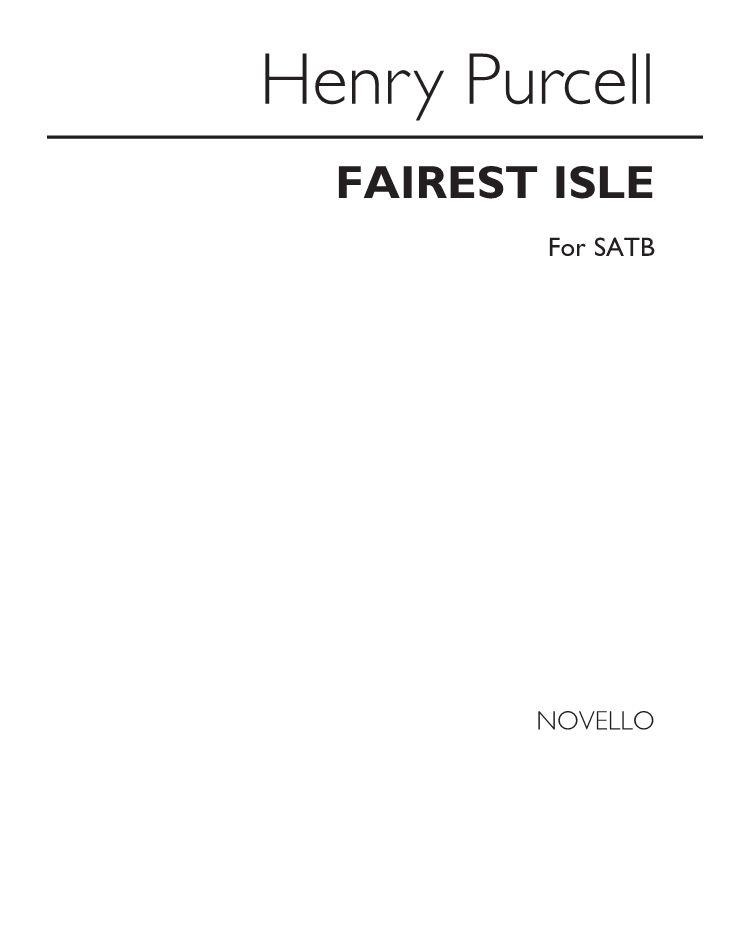 "Fairest Isle (from ""King Arthur"")"