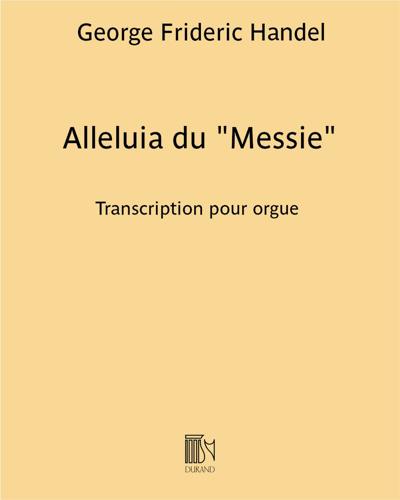 """Alleluia (extrait du """"Messie"""")"""