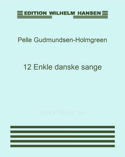 12 Enkle danske sange