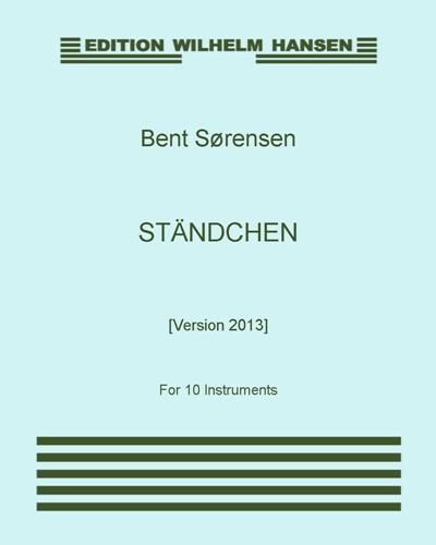 Ständchen [Version 2013]