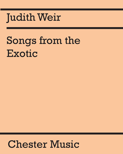 Songs from the Exotic