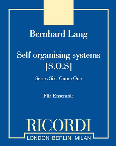 Self organising systems [S.O.S]