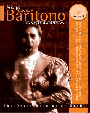 Arie per baritono Vol. 3