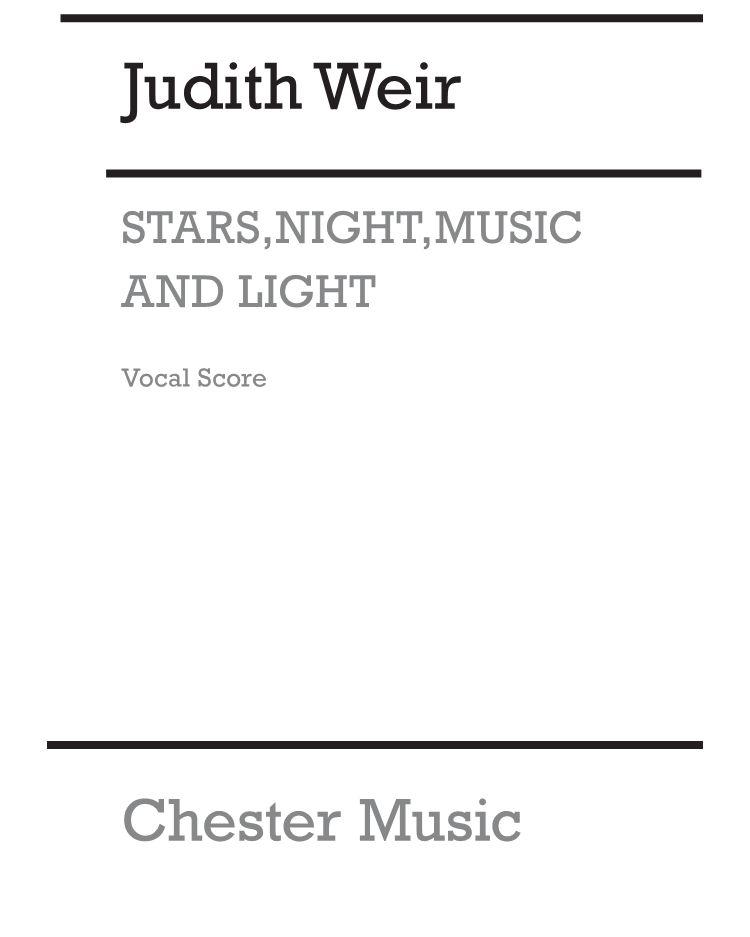 Stars, Night, Music and Light