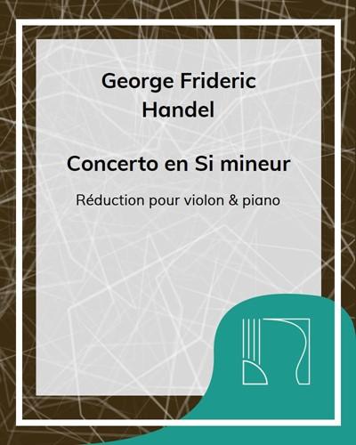 Concerto en Si mineur