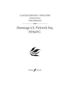 Hommage à S. Pickwick Esq. P.P.M.P.C