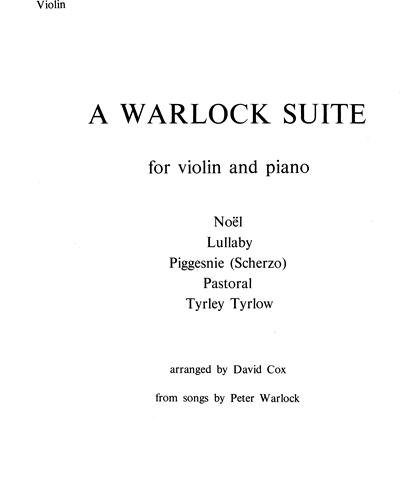 A Warlock Suite