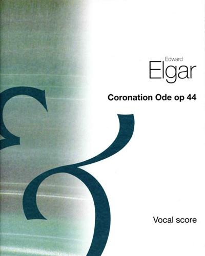 Coronation Ode, op. 44