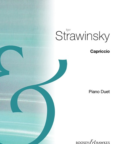 Capriccio for Piano & Orchestra