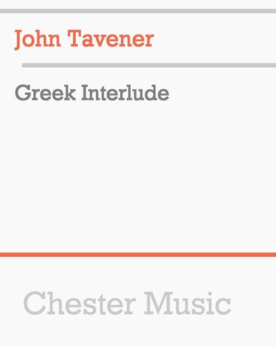 Greek Interlude
