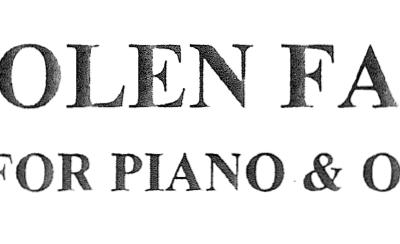 Ballade from 'Stolen Face'