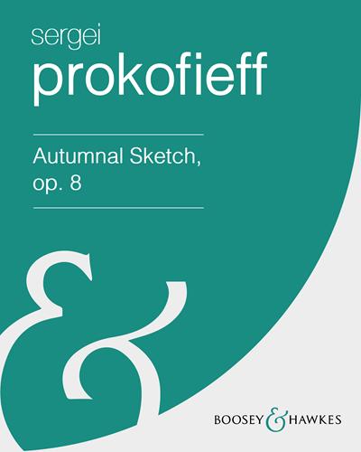 Autumnal Sketch, op. 8