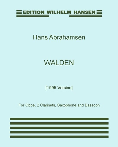 Walden [1995 Version]