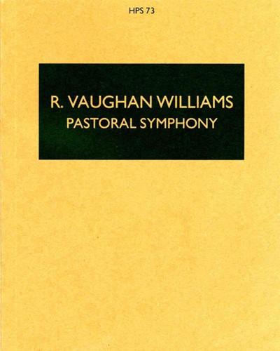 Symphony No. 3: Pastoral Symphony