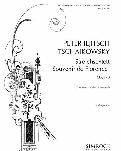 String Sextet, op. 70