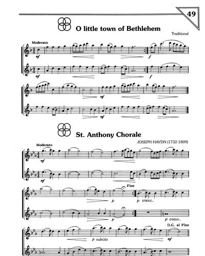 O Little Town Of Bethlehem/St. Anthony Chorale