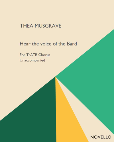 Hear the voice of the Bard