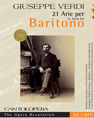 21 arie per baritono