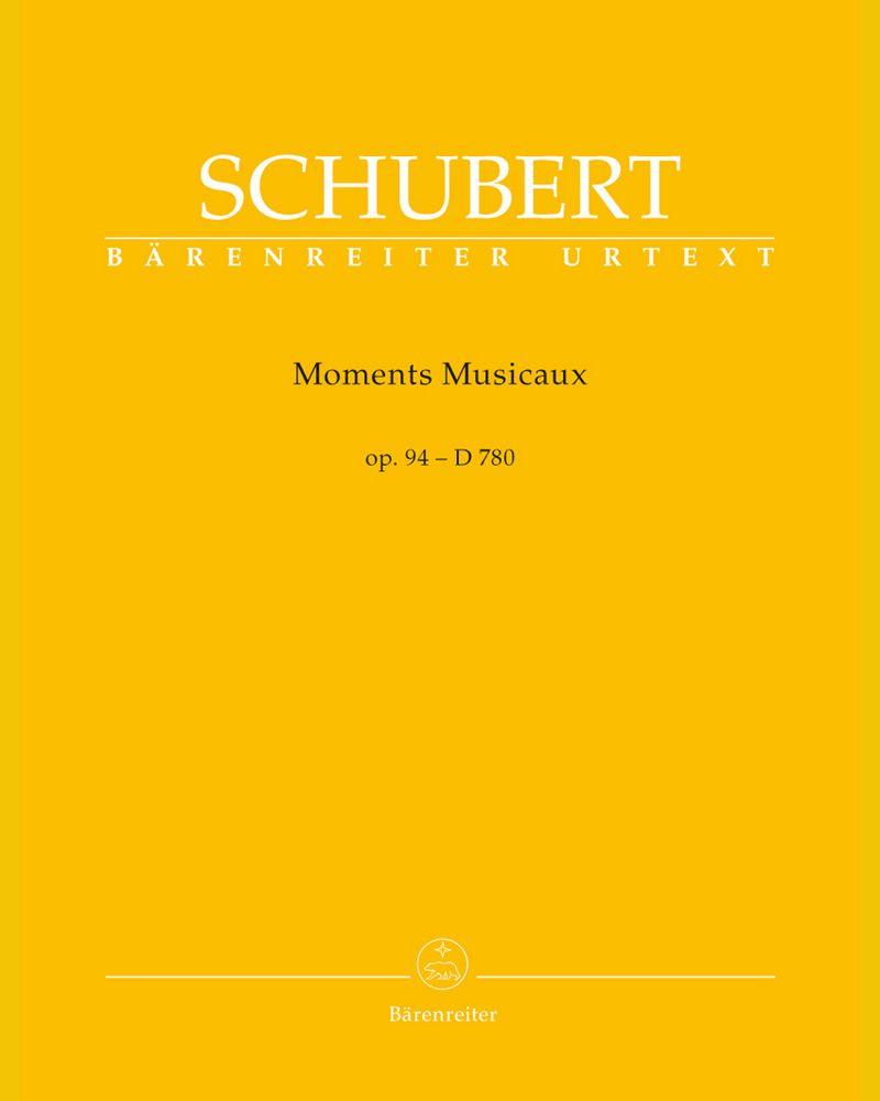Moments Musicaux op. 94 D 780