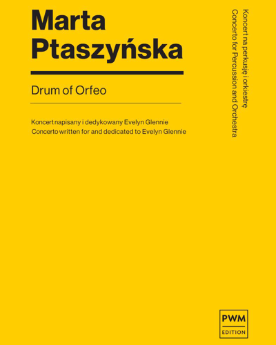 Drum of Orfeo